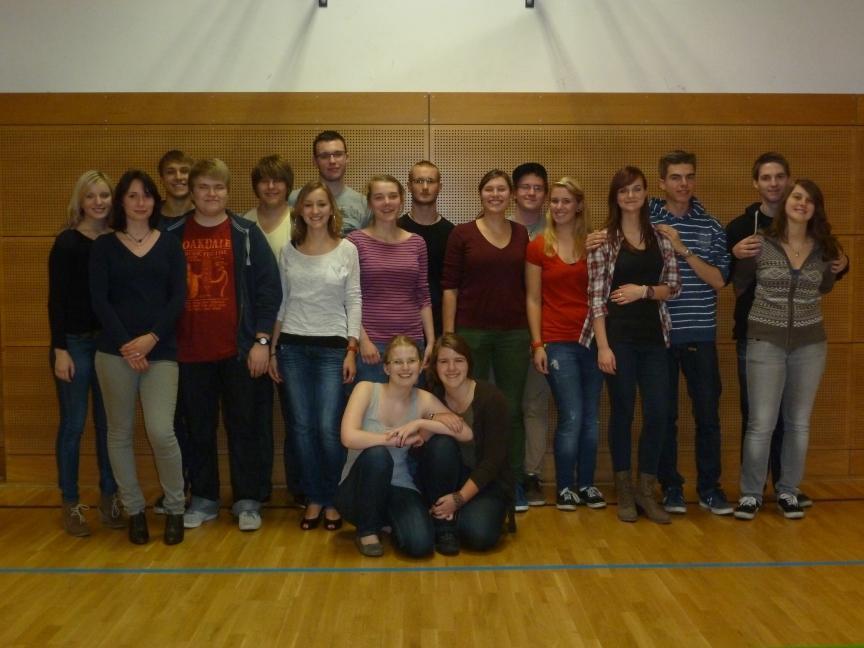 Schnupper-Tanzkurs für Jugendliche