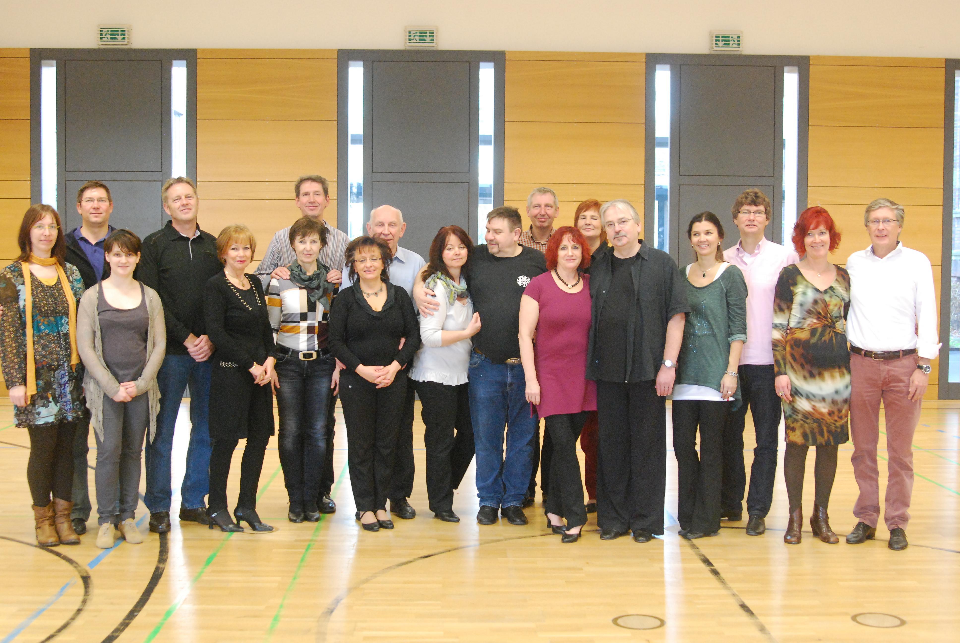 Nachbericht: Tango Argentino Workshop