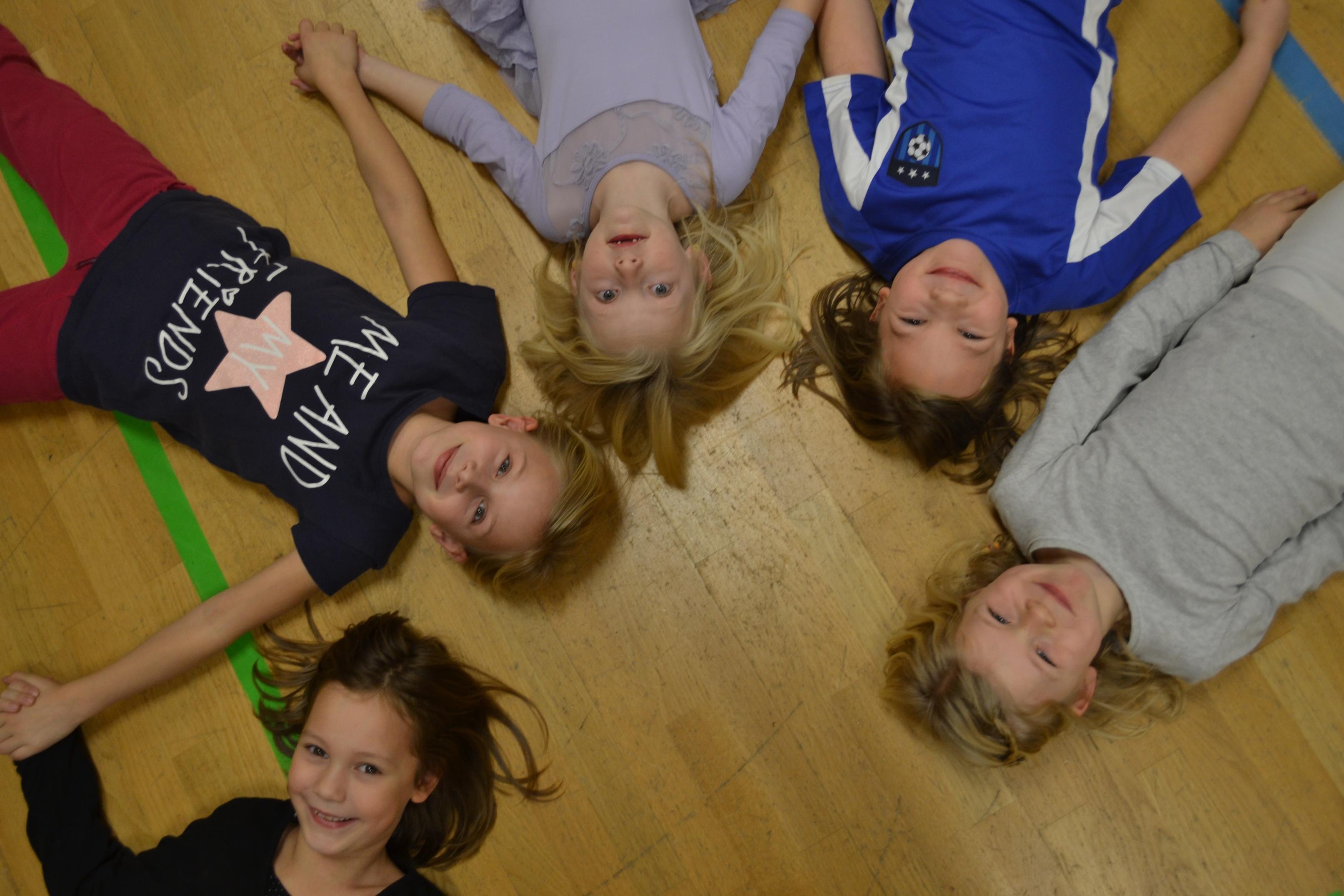 Freie Plätze in den Kinder- und Jugendgruppen