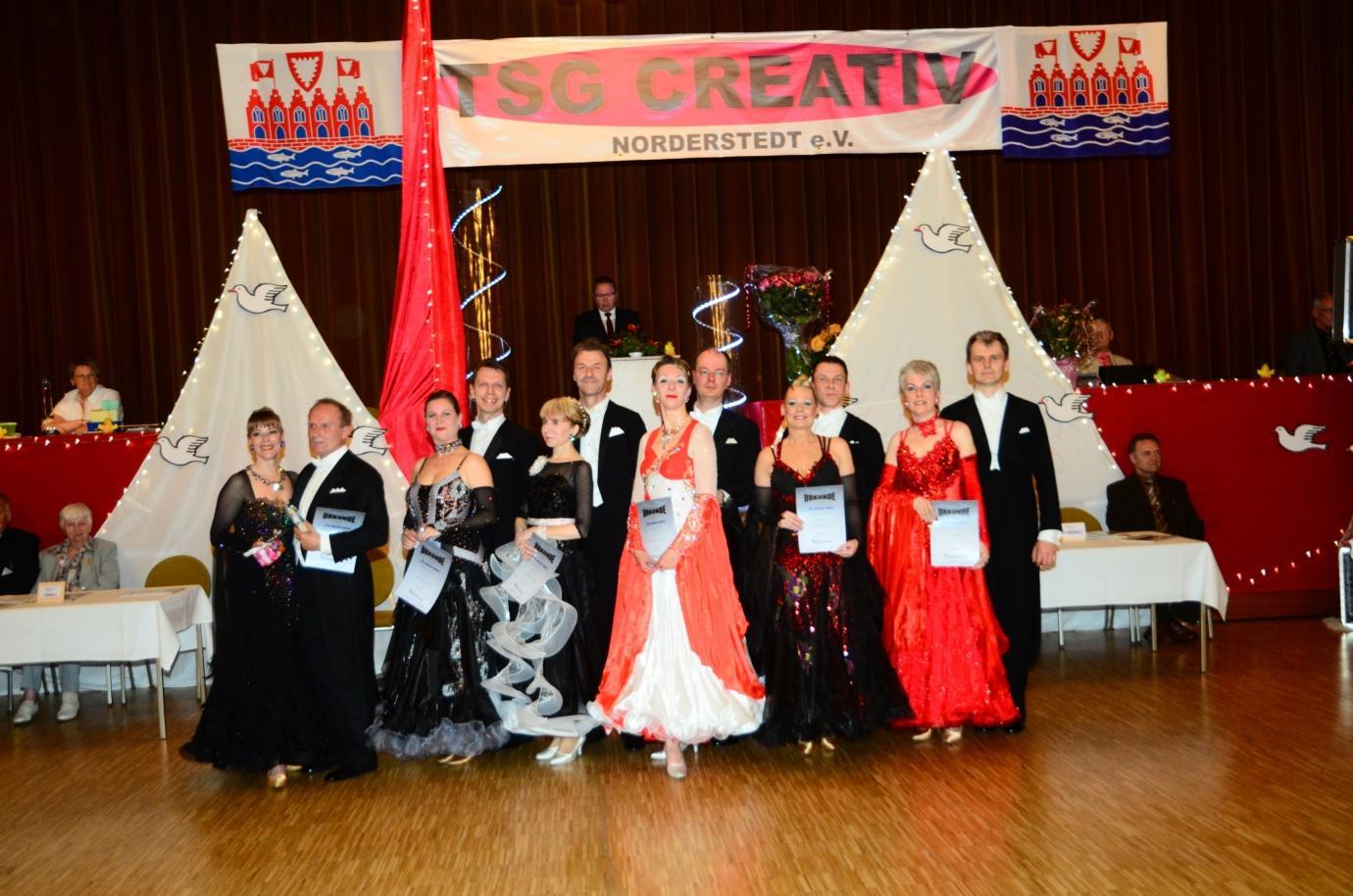 """Erfolge bei """"Die Ostsee tanzt"""""""