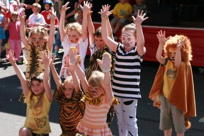 Brasserter Straßenfest 2009
