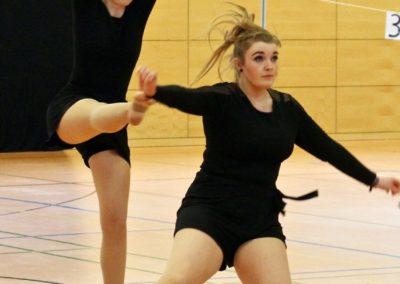 Jazz-and-Modern-Dance-Team des TSC in Wuppertal erfolgreich