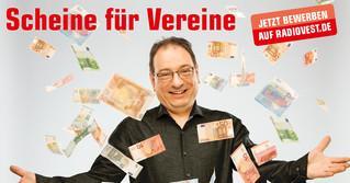 !!! Hallo, Frühaufsteher im TSC !!! Scheine für Vereine startet wieder!!!