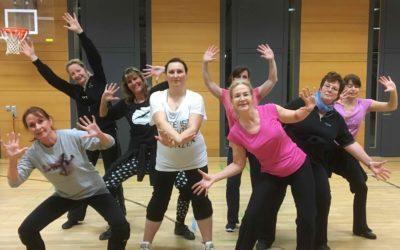 Jazz-Dance-Gruppe des TSC sucht Verstärkung