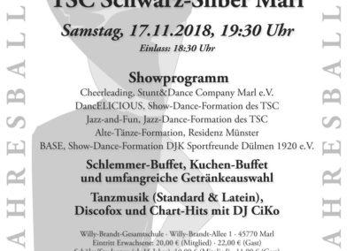 Herbst-Veranstaltungen beim TSC