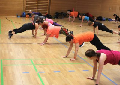 Abteilung Fitness