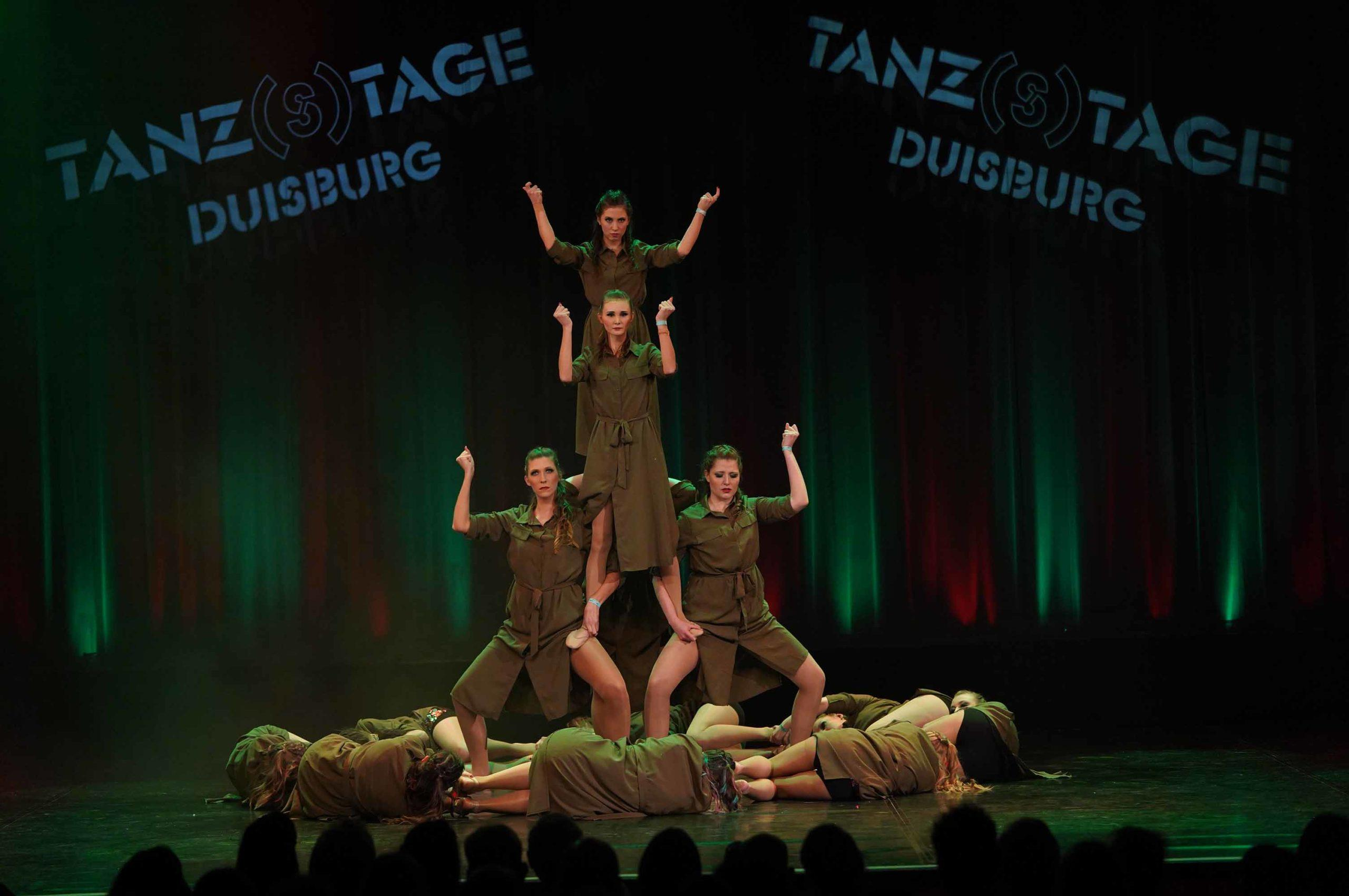 DancELICIOUS erfolgreich bei den Duisburger TANZtagen