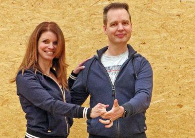 Sandra und Markus verlassen uns