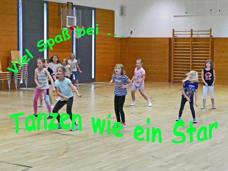 """Viel Spaß bei """"Tanzen wie ein Star"""""""