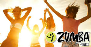 Outdoor-Zumba® ab 15.07.