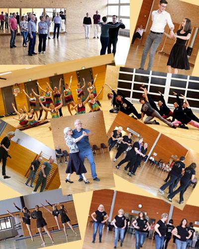 Abteilung Tanz