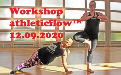 Neuer Fitness-Trend athleticflow™ – Workshop 12.09.