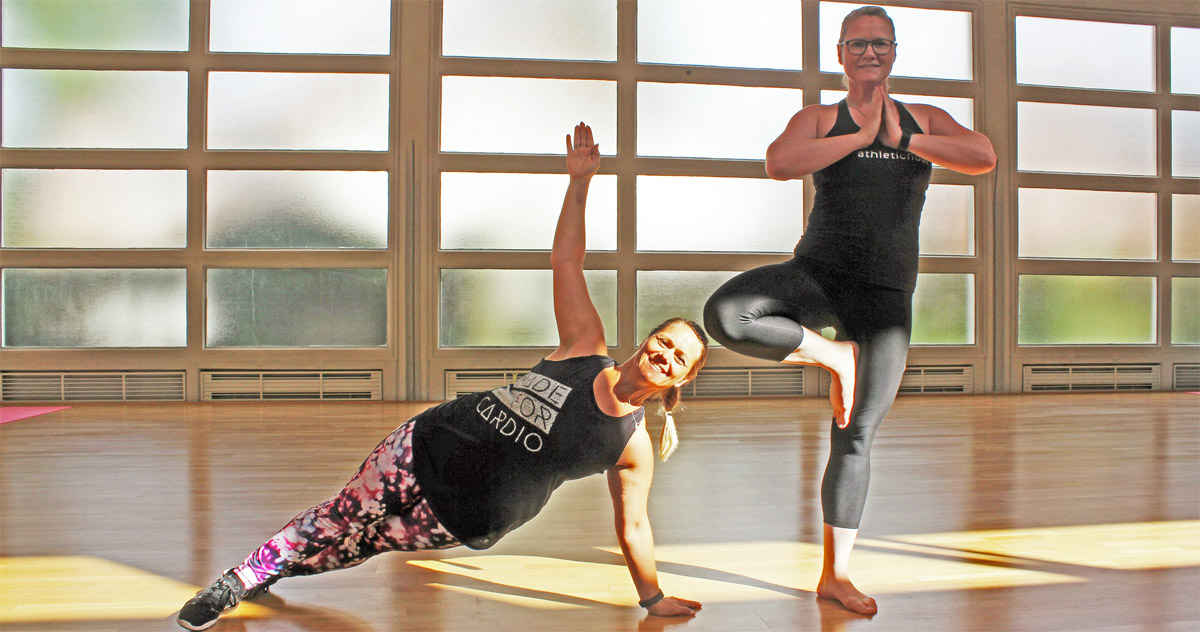 Neuer Fitness-Trend athleticflow™ - Workshop 12.09.